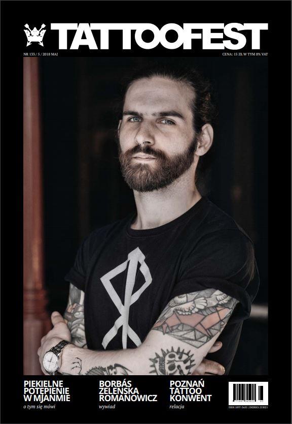 Tattoofest Magazine - March 2018